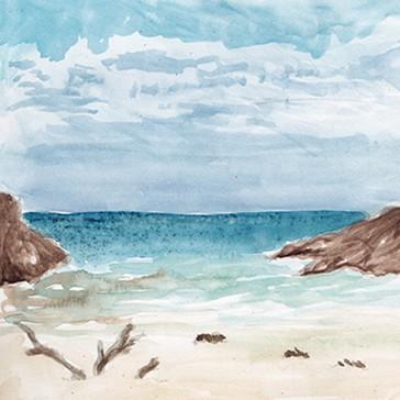 watercolor oz