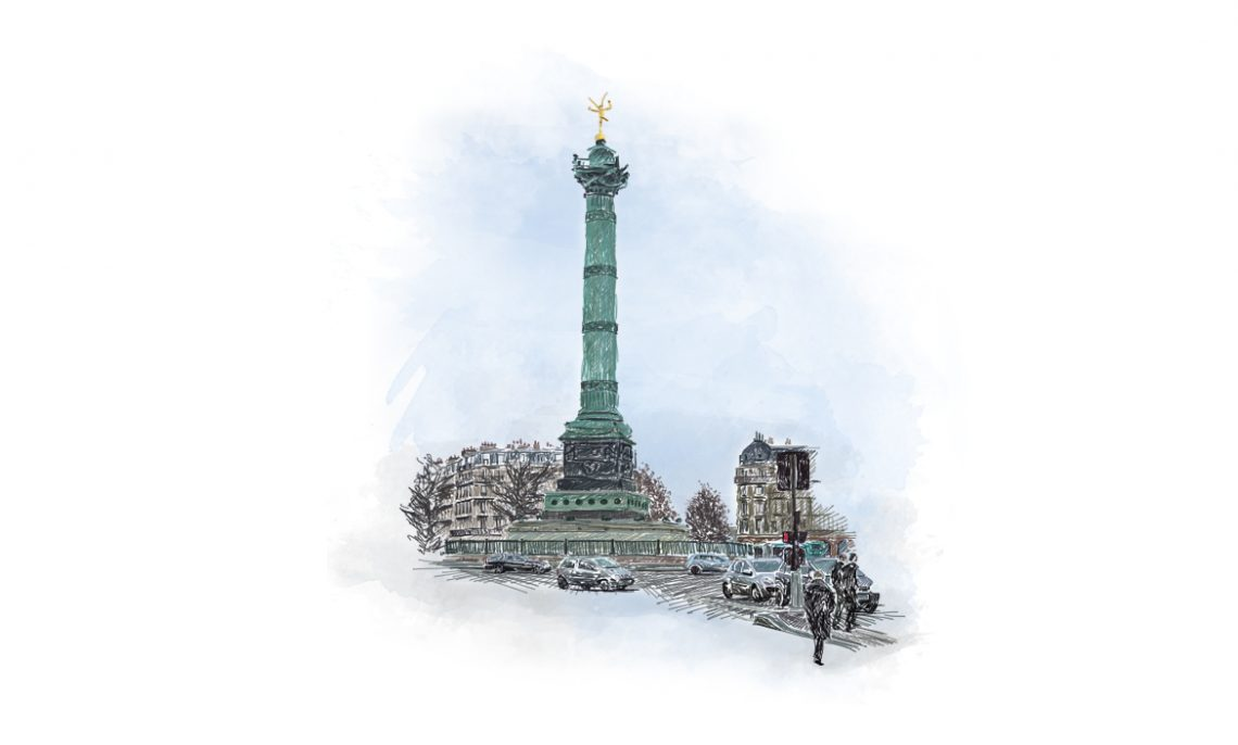 bastille-paris-illustration-sketch