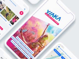 Application mobile - Yiaka